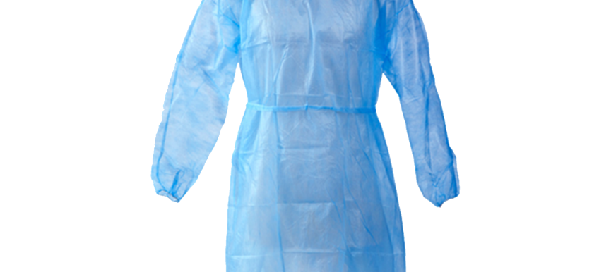 Non-surgical Isolation Gowns