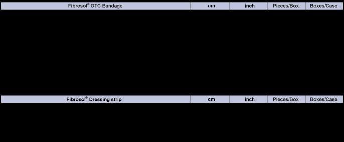 fibrosolr-otc-bandage-and-fibrosol-dressing-strip_table_of_sizes